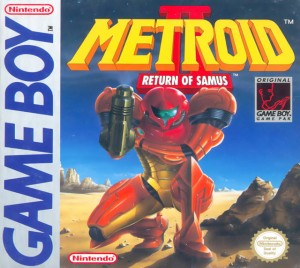 Metroid 2 on the Gameboy