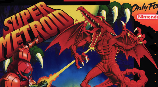 Why I love… Super Metroid!