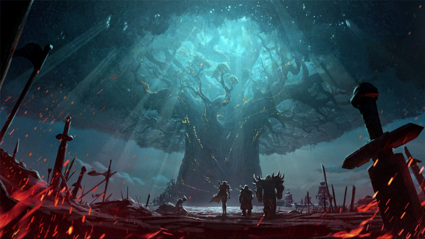 The Burning of Teldrassil: Morally Grey or downright Evil?